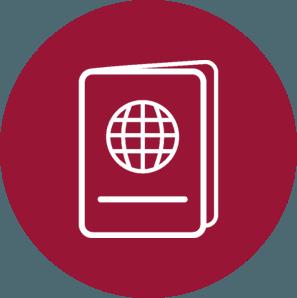 Icone Passeport