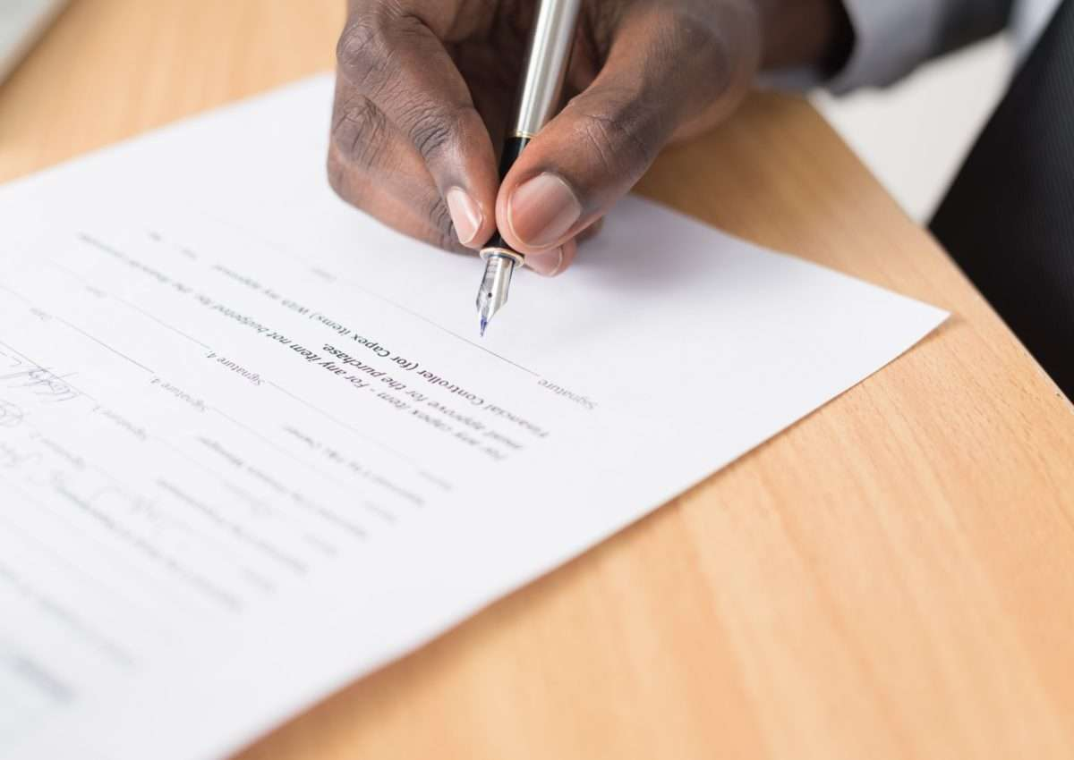 Signature transaction : Les dangers - Droit civil